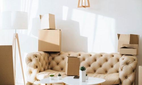 grote spullen verhuizen
