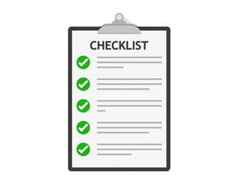 verhuis checklist